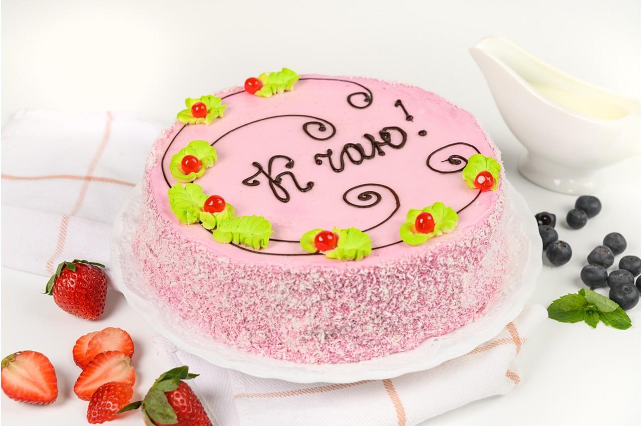 Торт «Черничный»